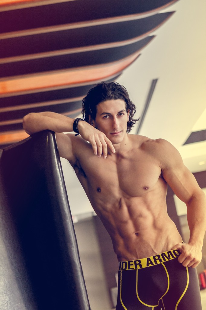 Sadik Hadzovic by Pat Lee