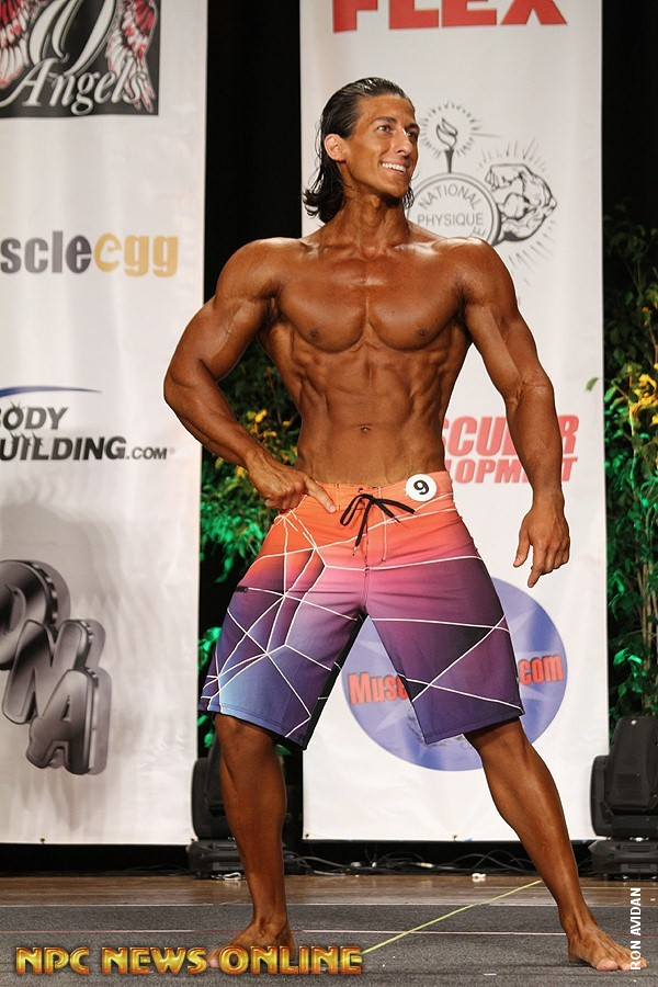 Sadik Hadzovic IFBB Orange County Pro