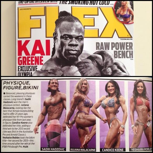August 2012 Flex Mag
