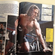 November muscle & fitness