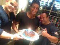 Sadik Tampa pro cake