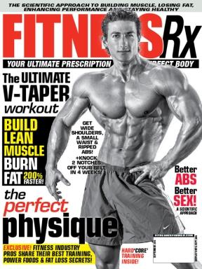 Sadik Hadzovic FitnessRX cover